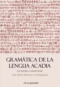 Gramática de la lengua Acadia escritura Cuneiforme