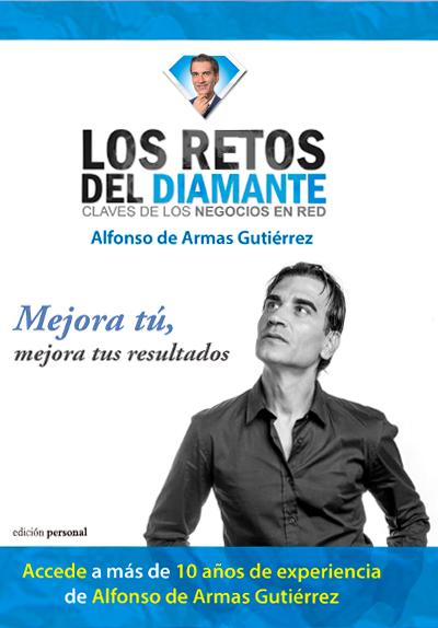Los retos del diamante. Claves de los negocios en red - Alfonso de Armas Gutiérrez