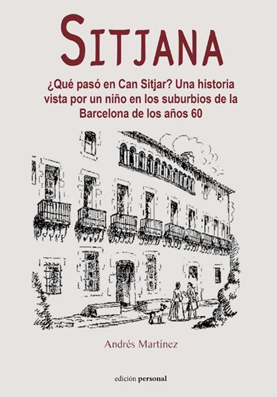 Sitjana - Andrés Martínez