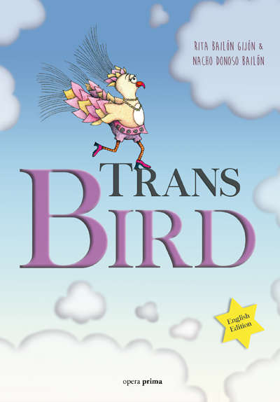 Trans Bird (English Edition) - Cuento infantil trans