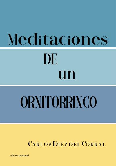 Meditaciones de un ornitorrinco