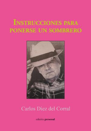 Instrucciones para ponerse un sombrero - Carlos diez del Corral