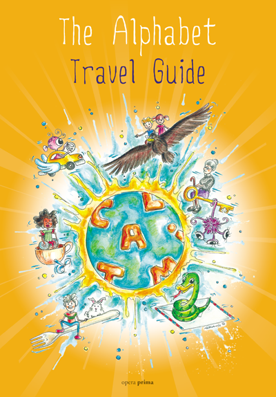 The Alphabet Travel Guide - VV. AA.