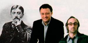 Luis Leante, Agustín Fernández Mallo y Proust