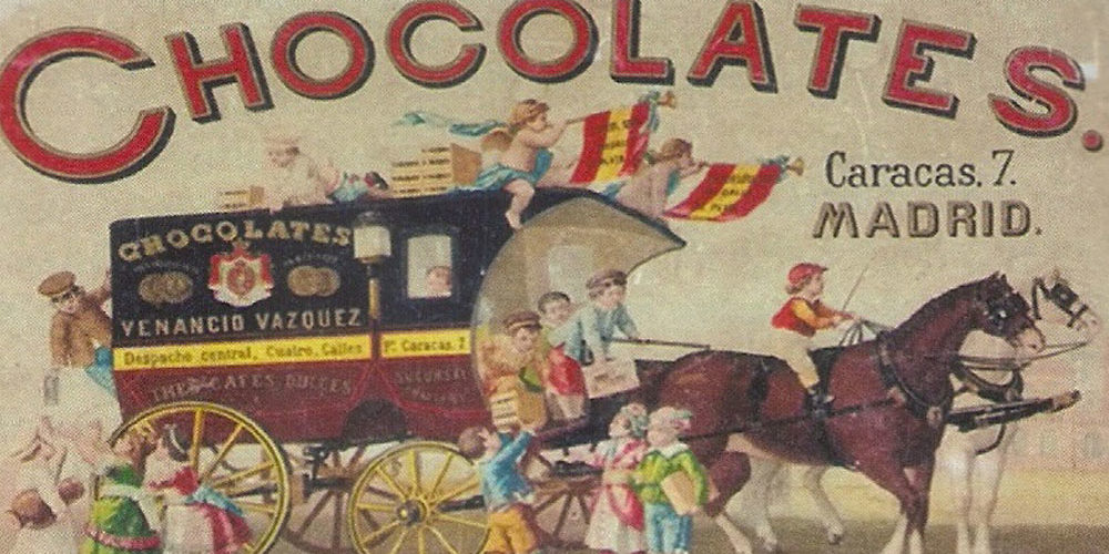 Venanco Vázquez y López - El chocolatero