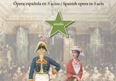Don Gil de Alcalá - Ópera española en 3 actos